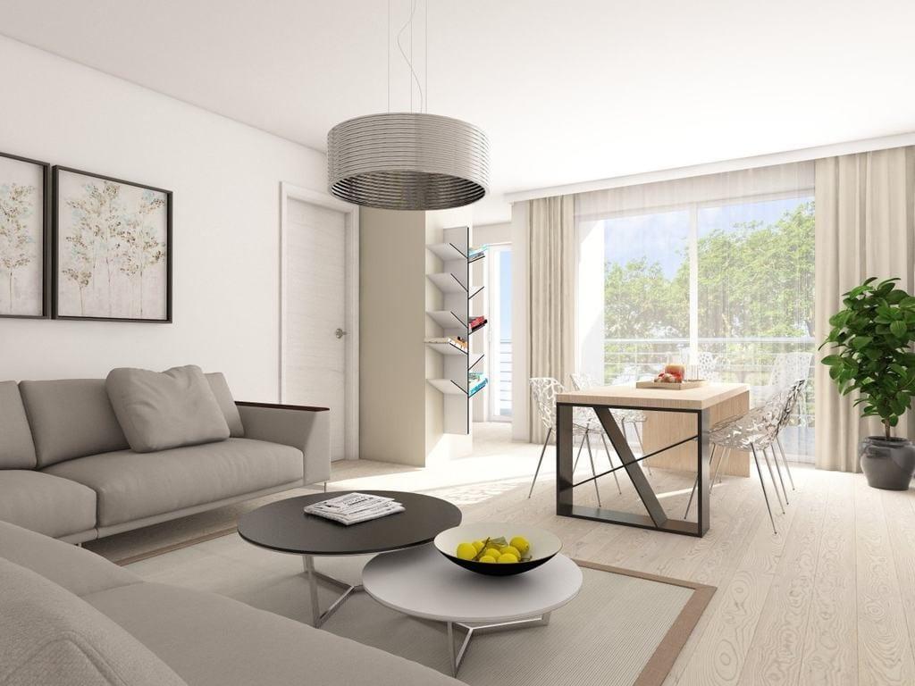 7 idee per arredare un monolocale di 30mq for Appartamenti arredati in affitto a verona