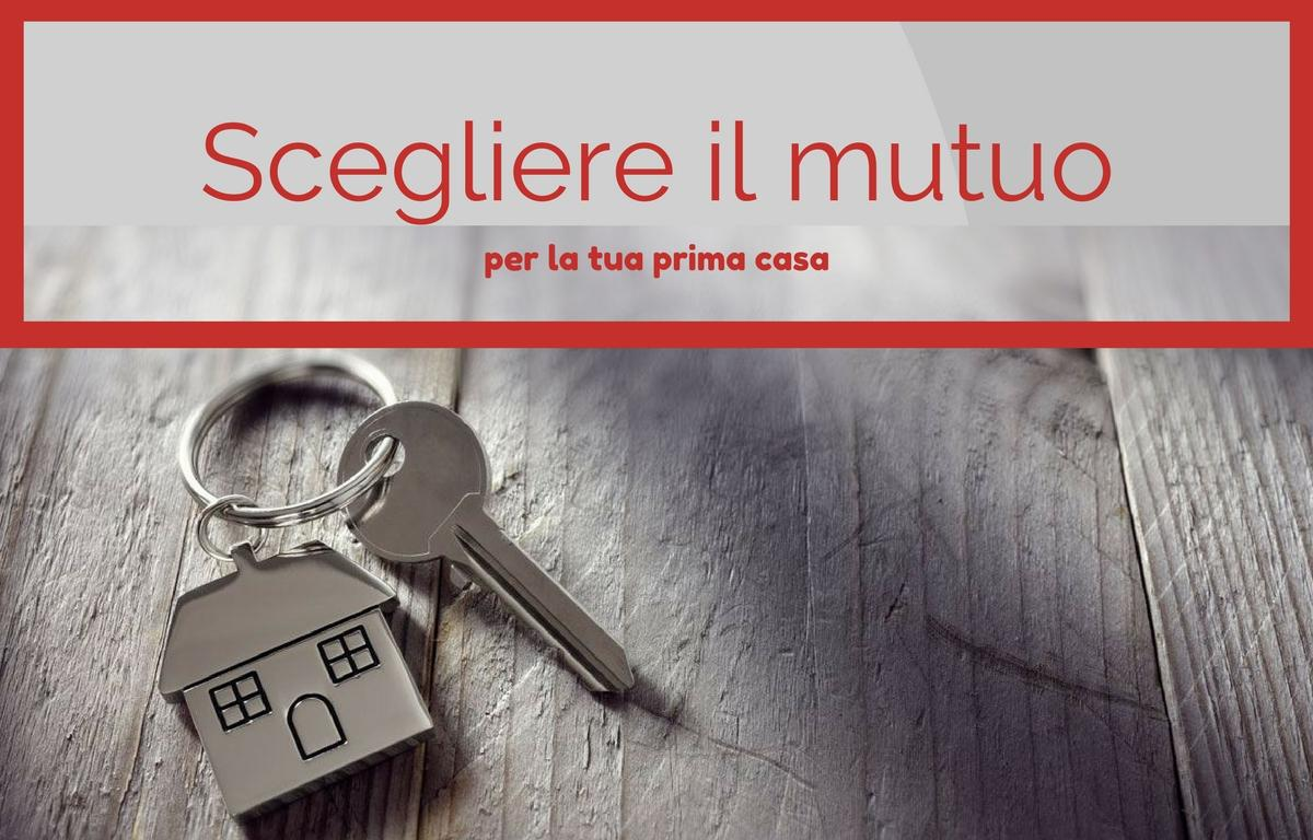 Scegliere il mutuo per la prima casa impresa di - Mutuo prima casa condizioni ...
