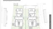 Planimetria - Villetta a schiera In vendita Verona
