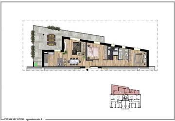 Impresa di costruzioni Verona - Carli Costruzioni - Trilocale In vendita