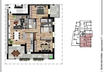 Impresa di costruzioni Verona - Carli Costruzioni - Quadrilocale In vendita