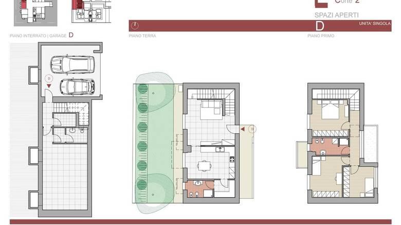 Casa a Schiera In vendita Verona
