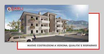 Nuove costruzioni Verona. Qualità e risparmio con Carli Costruzioni