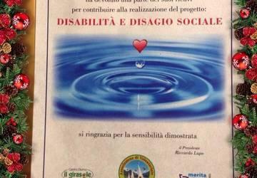 CARLI COSTRUZIONI aiuto al disagio sociale